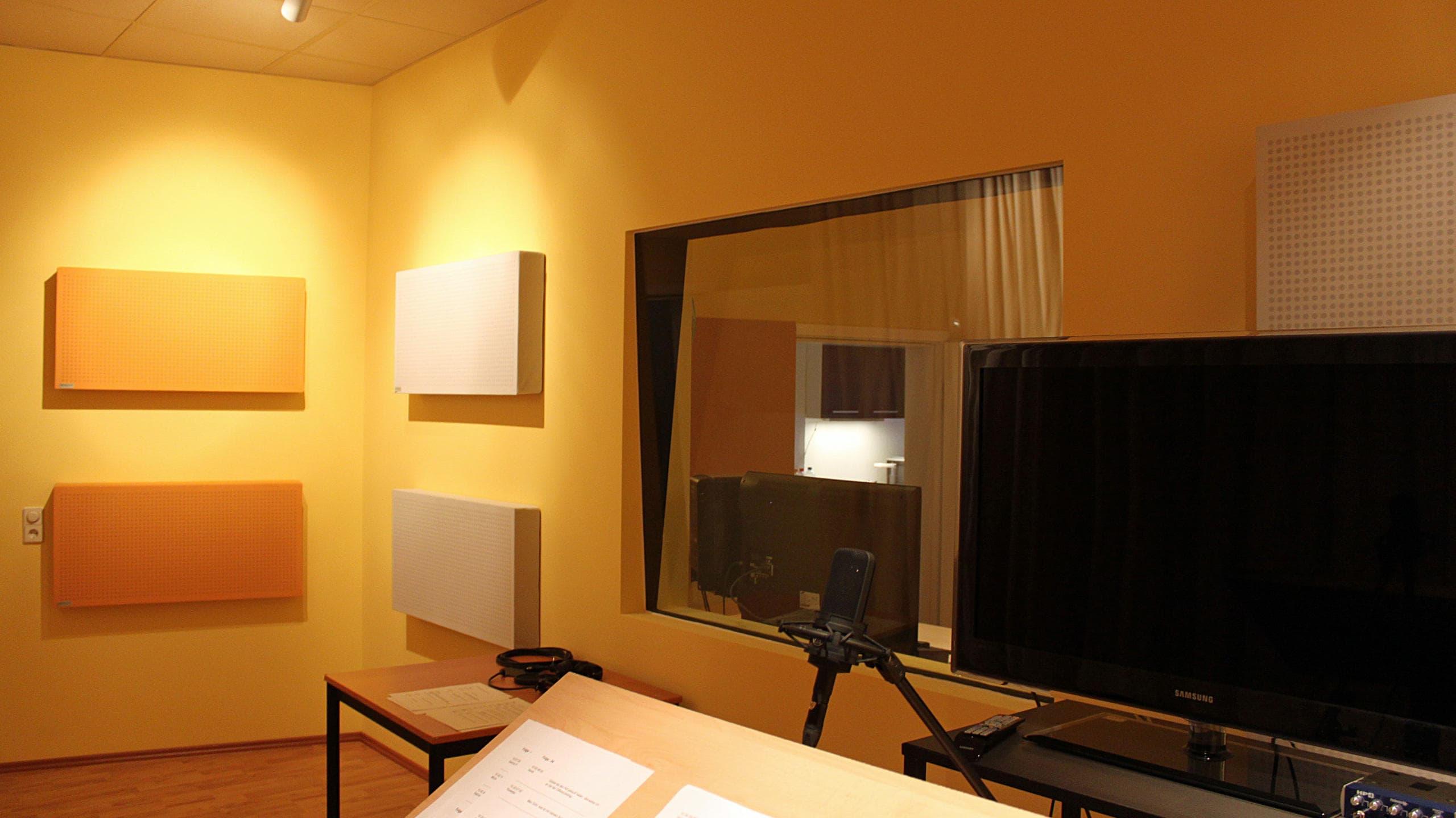 Cinesound Studio Mbakustik I Buro Fur Raumakustik