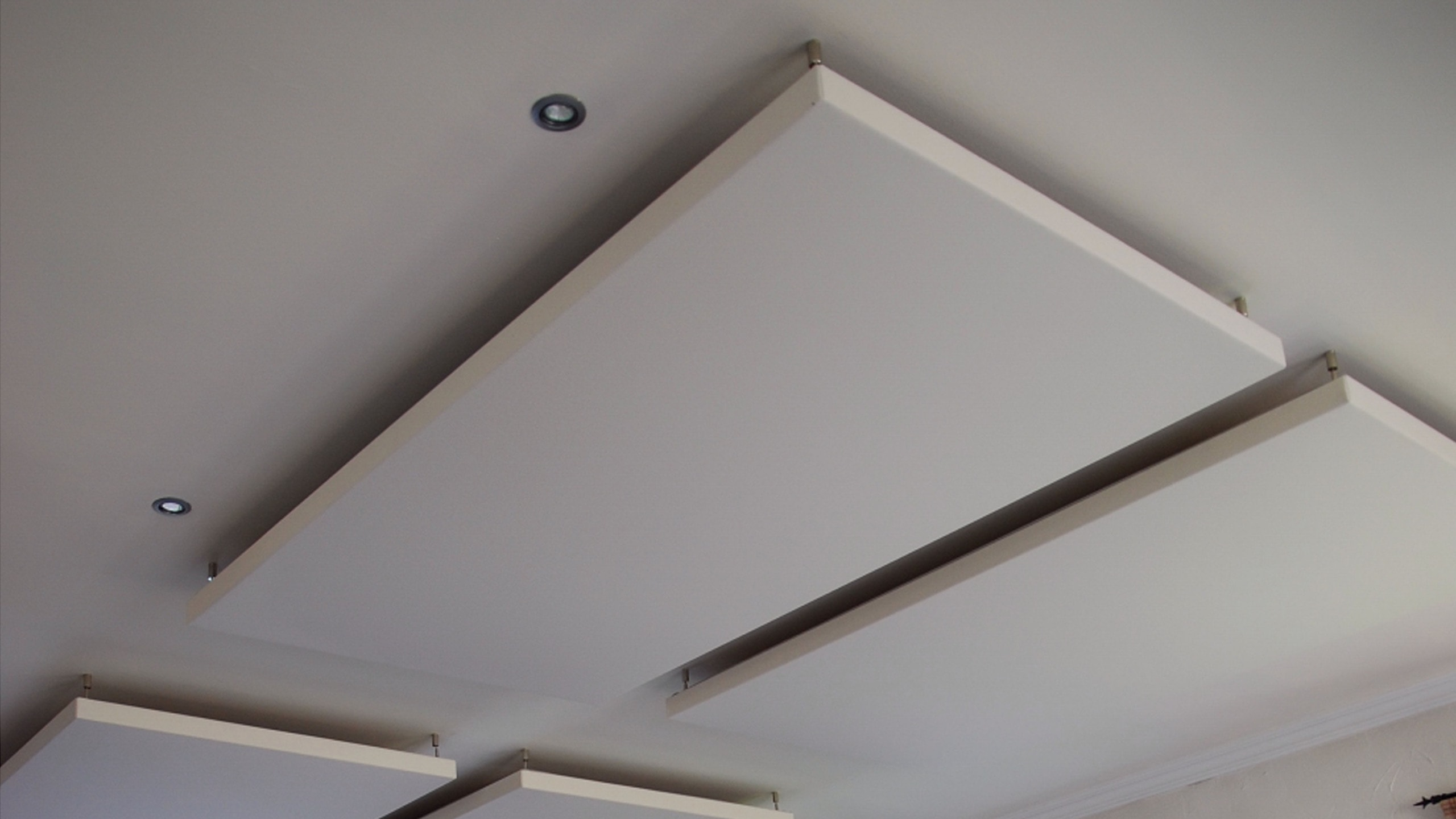 A500 on ceiling