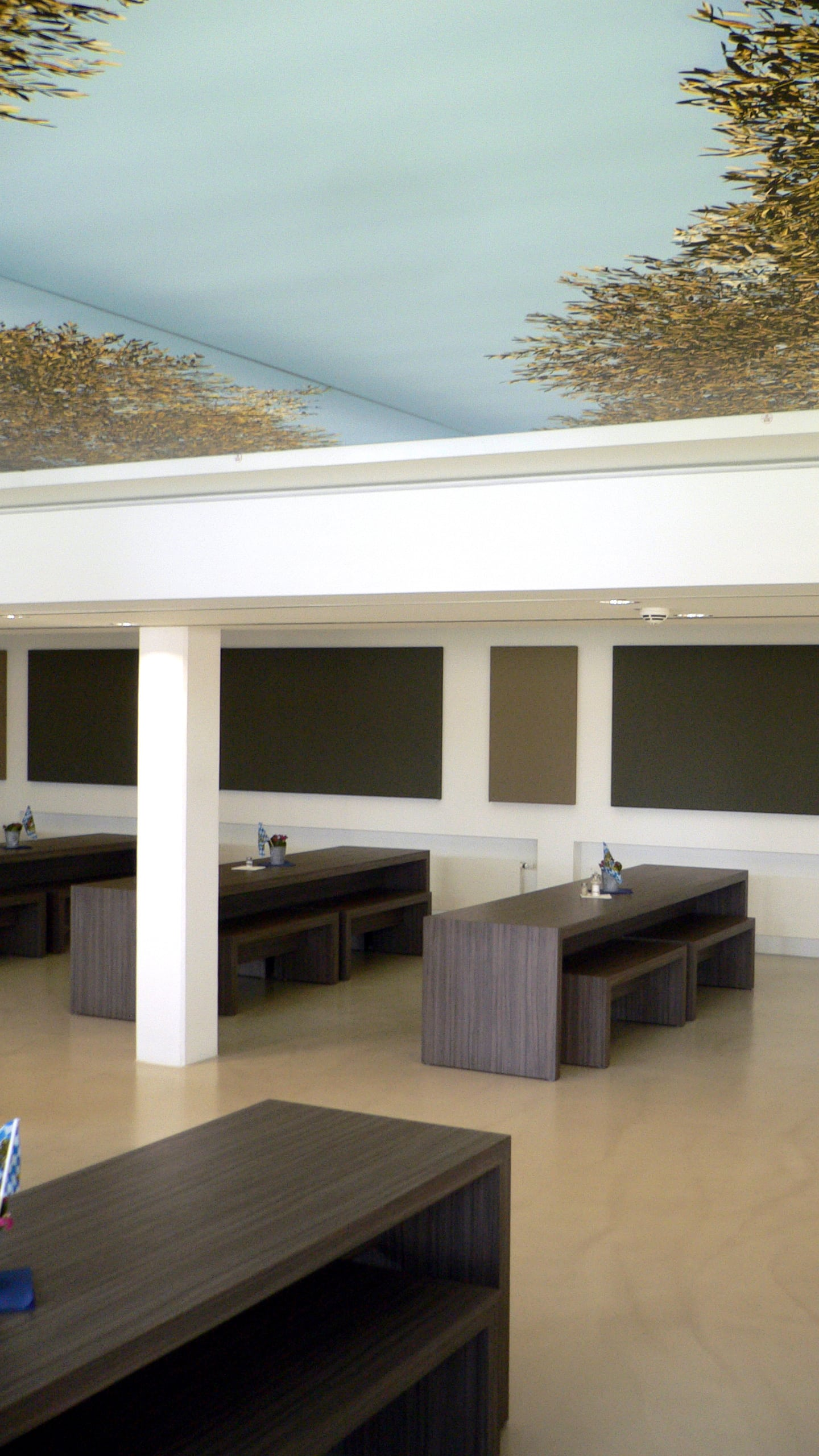 Cafeteria - View 2
