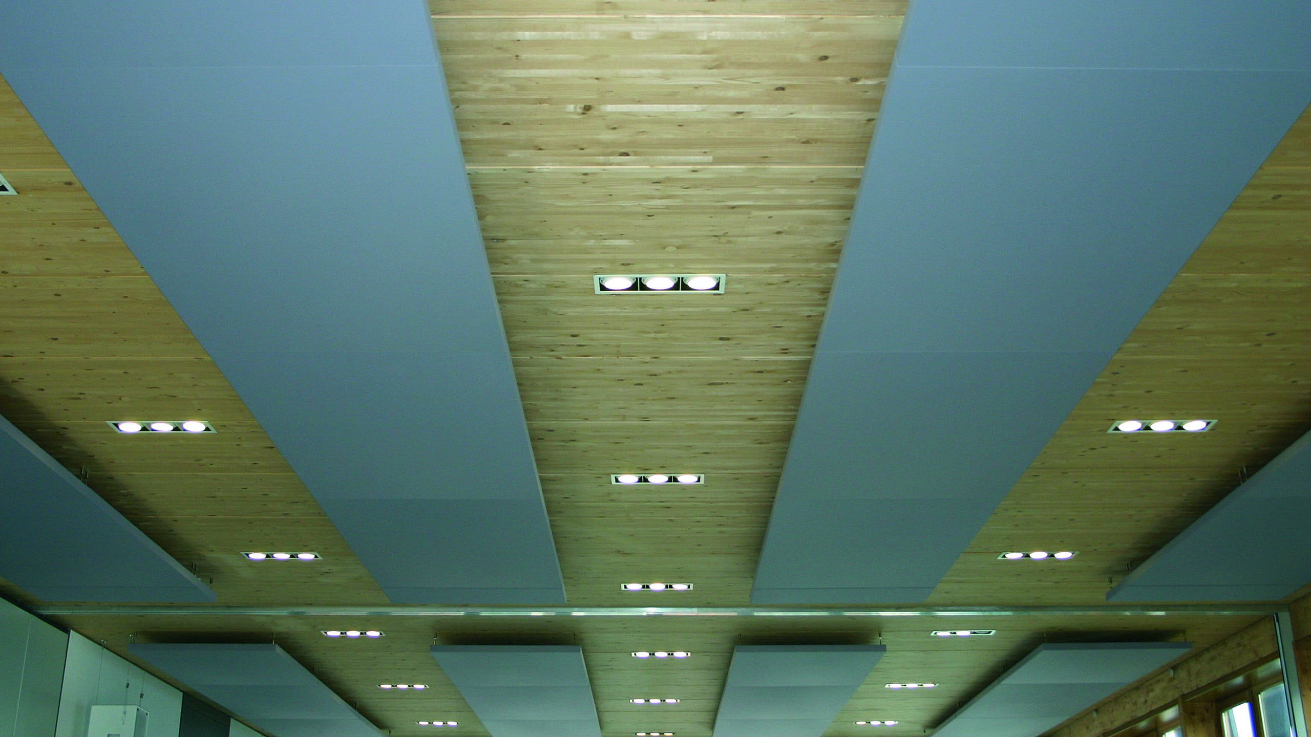 Ceiling modules - View 2