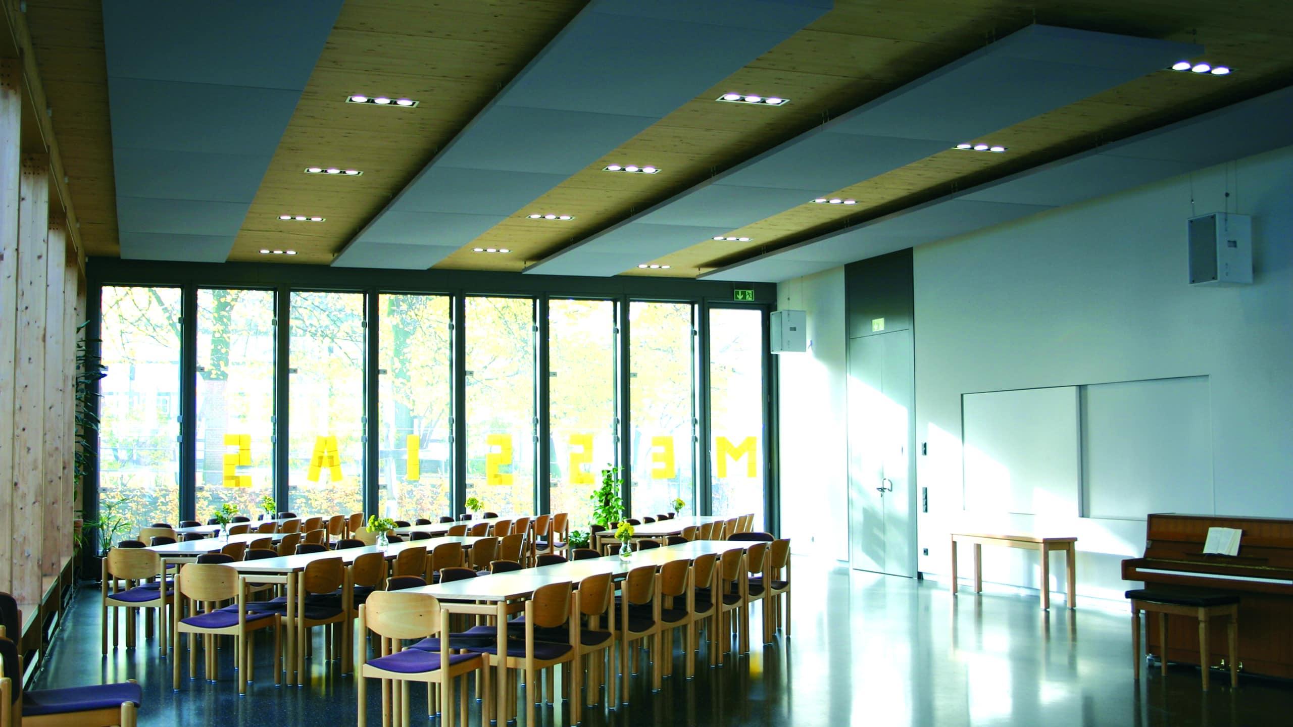 Gemeindesaal - Ansicht 2