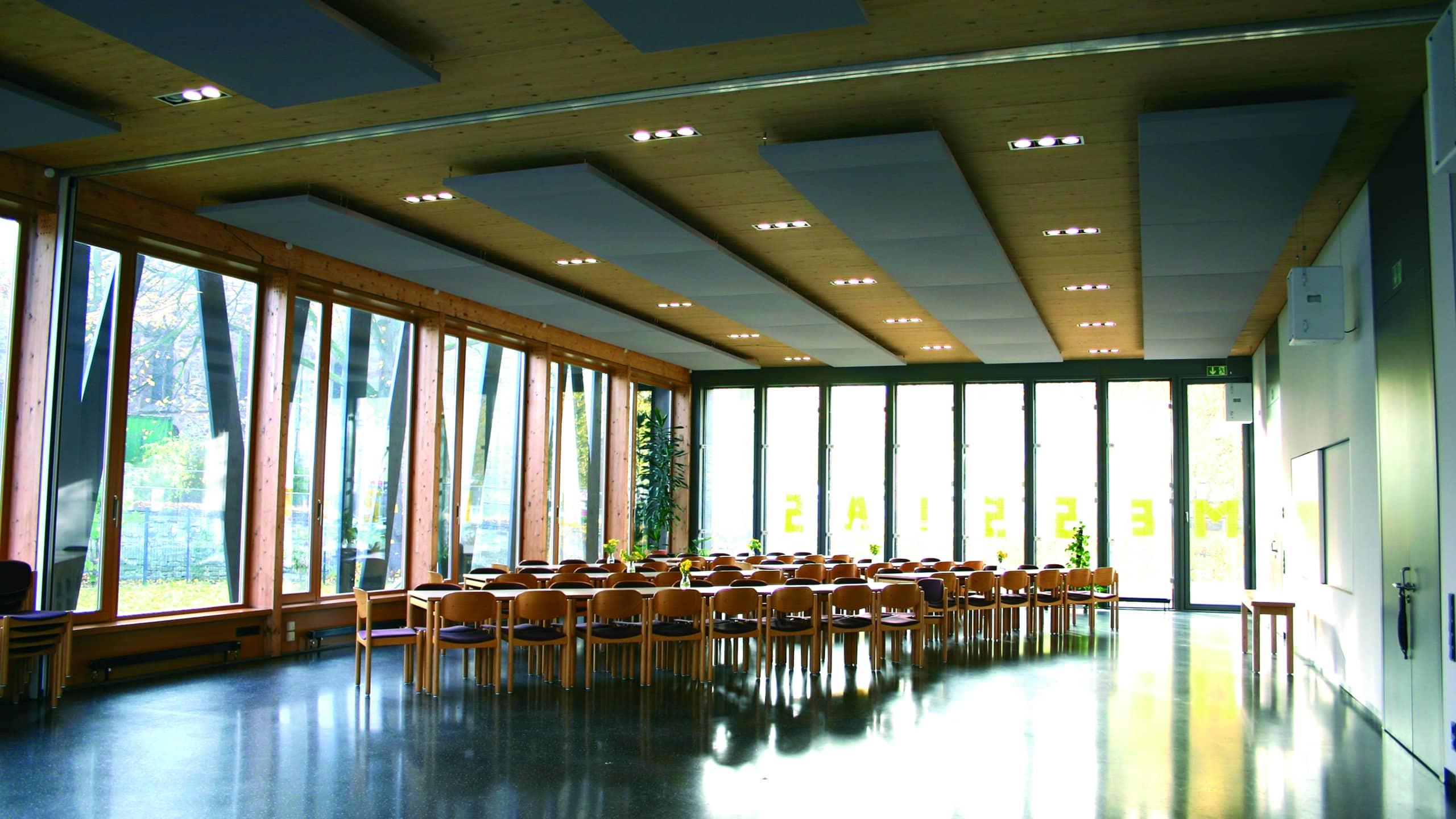 Gemeindesaal - Ansicht 1