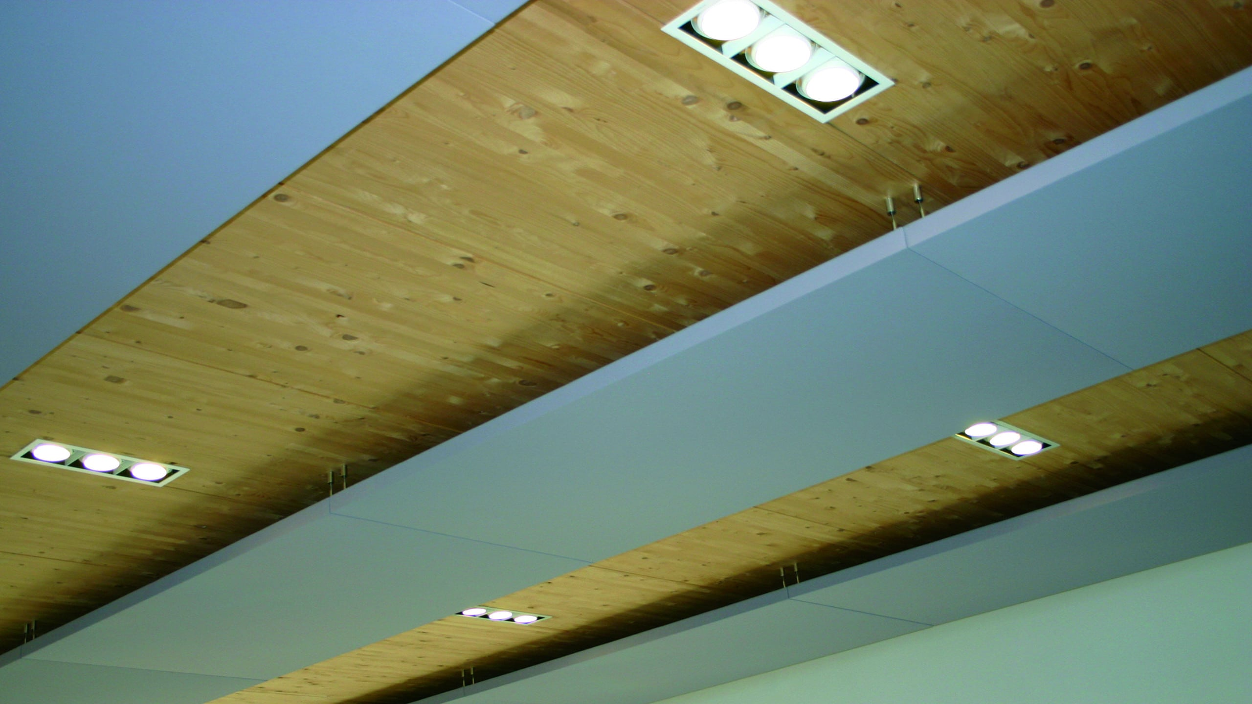 Ceiling modules - View 1