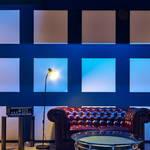 Regieraum Studio 2 Bauer Studios Ludwigsburg Rückwand mit eingelassenen Bassfallen vom Typ B620 Foto Steffen Schmid