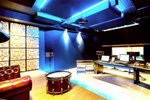mbakustik studio business segment image for professional room acoustics in the most demanding environments