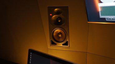 ADS Acoustic Design System Regie-Front mit eingelassenem KH