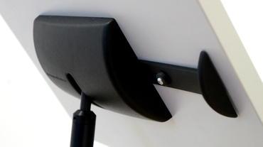 Sprechertisch Absorber Desk Mono AD165 Kipp-Beschlag