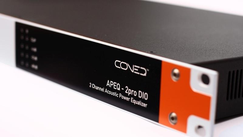 ConEQ APEQ-2pro DIO Digitalfilter