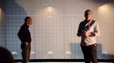 Günter Henne (Fairland) und Markus Bertram (mbakustik)