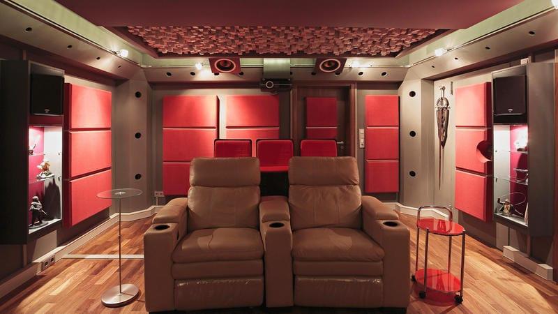 Seats & Back wall