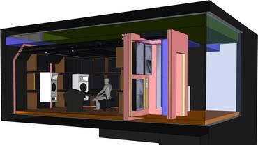 Originalmastering Hamburg | Entwurf 3D