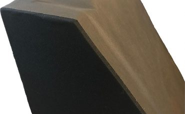TrapCore Bassfallen Modul zum Einbau in stoffbespannte Konstruktion Detail