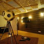 Messung in einem bestehenden Aufnahmeraum (Raumakustik)